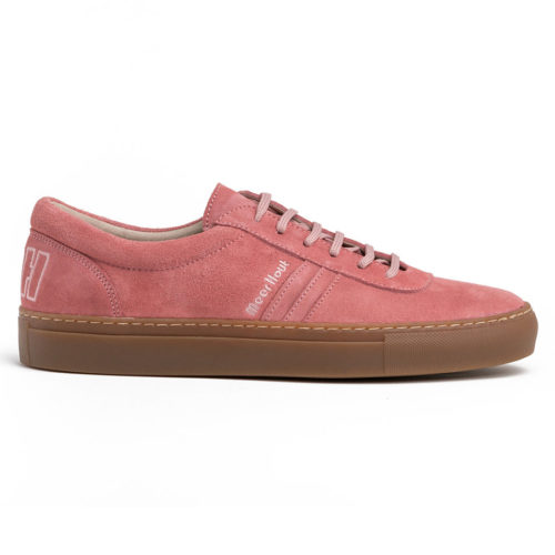 pink shoes tenisi balaur profile