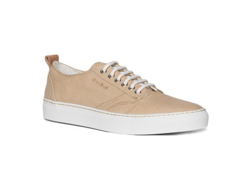 100% cotton canvas sneakers made in Spain model terra