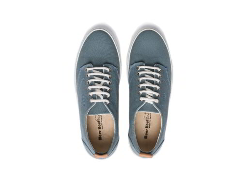 100% cotton canvas sneakers model storm