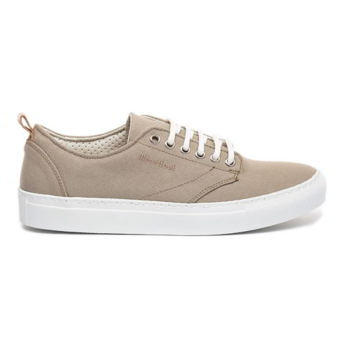 men's and women's cotton canvas sneakers